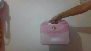 Computador De Niña Con Pantalla A Color ,rosado