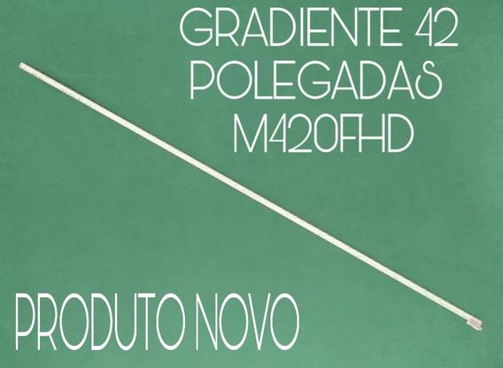 Barra De Led Gradiente M420fhd Novo Origina A Pronta Entreg