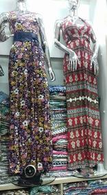 Vestidos Longos Estampados Moda Evangelica