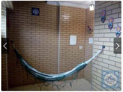 Casa Com 1 Dormitório À Venda, 70 M² Por R$ 160.000 - Cidade Naútica - São Vicente/sp - Ca0782