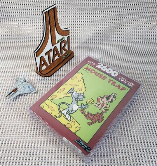 Mouse Trap Caixa Lacrado [ Atari 2600 Nib ] New Old Stock
