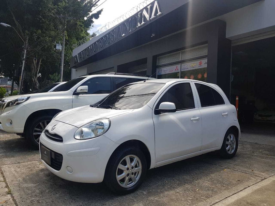 Nissan March Active Mecanica 2018 1.6 Fwd 895