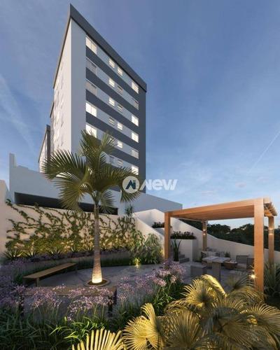 Apartamento À Venda, 39 M² Por R$ 261.136,59 - Centro - Novo Hamburgo/rs - Ap2579