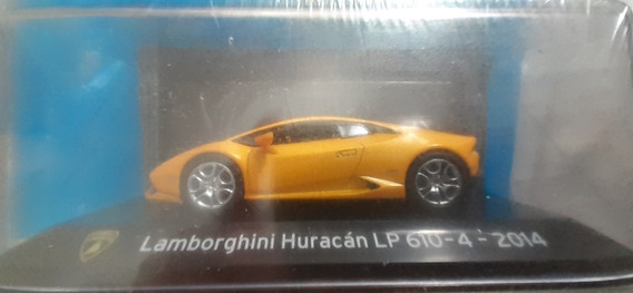 Lamborghini Huracán Lp 610-4 Año 2014 Súper Gt Salvat
