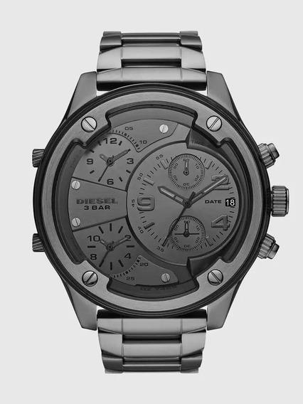 Relógio Diesel Dz7426 Masculino Boltdown Grafite