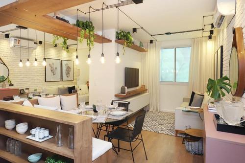 Apartamento À Venda, 43 M² Em Santo Amaro - 15094