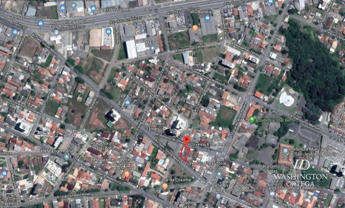 Imagem 1 de 2 de Terreno À Venda, 613 M² Por R$ 1.700.000,00 - Centro - São José Dos Pinhais/pr - Te0108