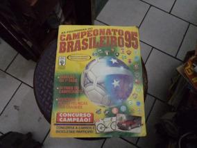 Livro Ilustrado As Figurinhas Do Campeonato Brasileiro 95