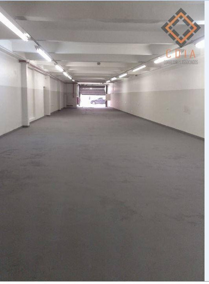Salão Comercial, 300 M² 2 Banheiros, Ante Câmera Pacote R$ 8.857,00 - Sl0010