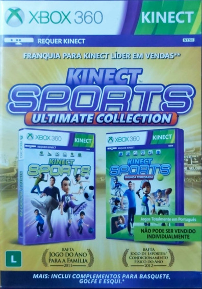 Kinect Sports Ultimate Collection Xbox
