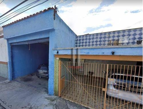 Terreno À Venda, 850 M² Por R$ 2.300.000 - Mooca - São Paulo/sp - Te0188
