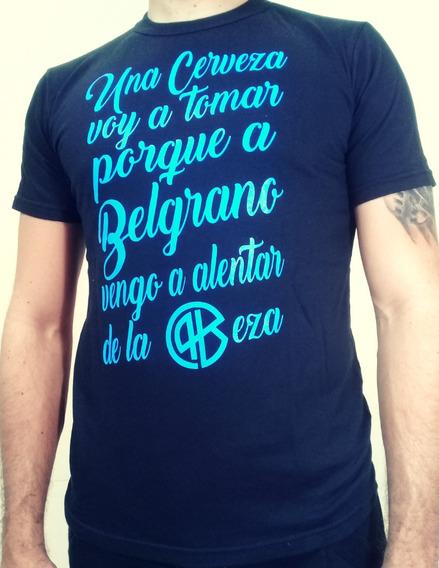 Remera Belgrano De Cordoba