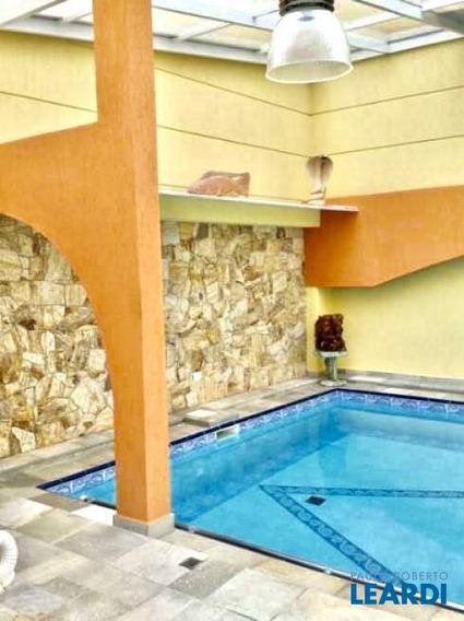 Casa Assobradada - Jardim Paulista - Sp - 594272