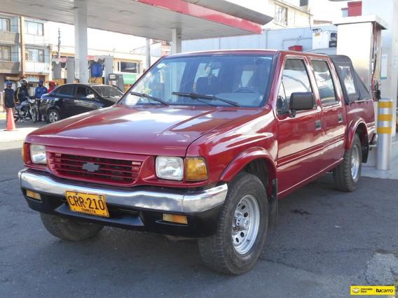 Chevrolet Luv 2300 4x4 Dlx