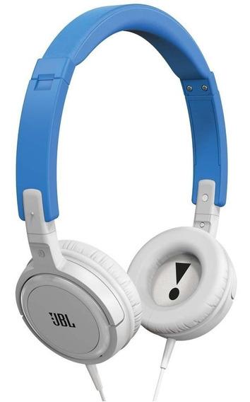 Fone De Ouvido Headphone T300a Azul Jbl