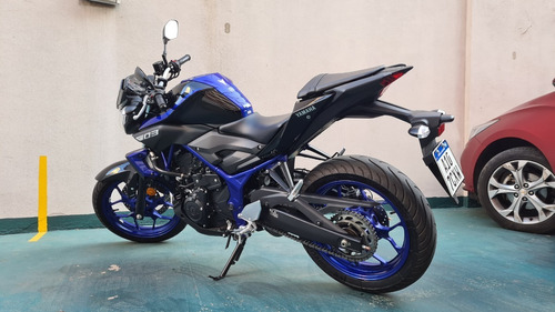 Yamaha Mt 03 Abs Mt03