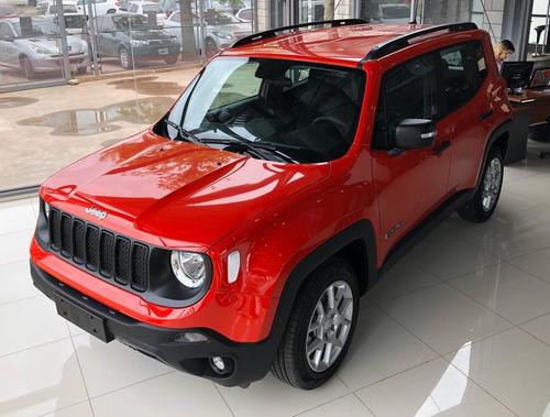 Jeep Renegade Sport Manual
