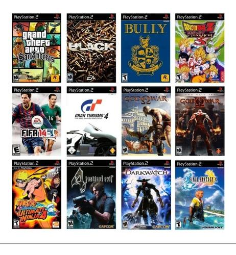 Imagen 1 de 2 de Memoria Usb 32gb Con Juegos Ps2