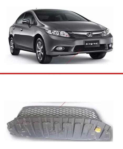 Grade Parachoque Civic 2012 12 2013 2014 2015 Original Honda