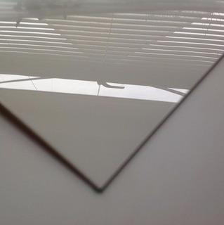 Plastico Alto Impacto 2mm 50 X 60 Cm. Blanco Poliestireno