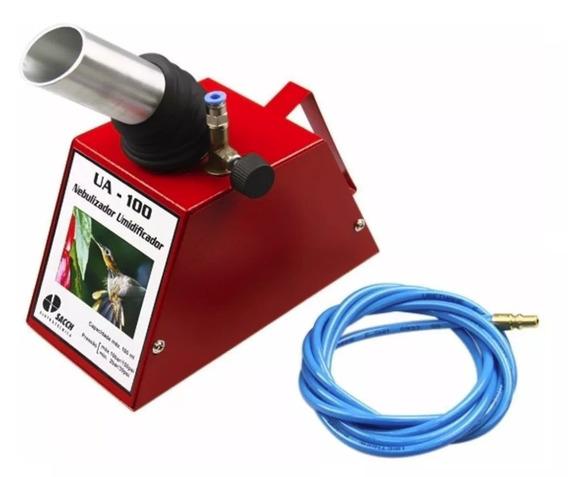 Maquina Nebulizador Ar Condicionado Automotivo Higienizador