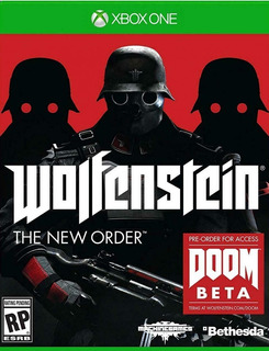 Wolfenstein The New Order - Nuevo Y Sellado