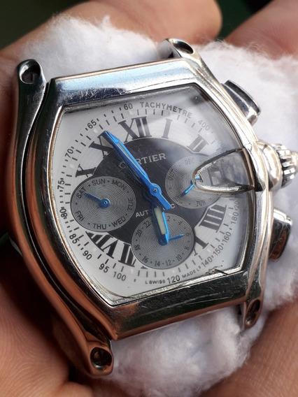 Relógio Cartier Roadster Automático Original