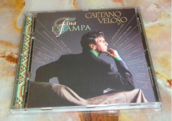 Caetano Veloso - Fina Estampa - Cd Usa