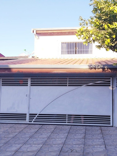 Imagem 1 de 12 de Casa A Venda Em Sumaré, Imobiliaria Em Sumaré - Ca00748 - 67814412
