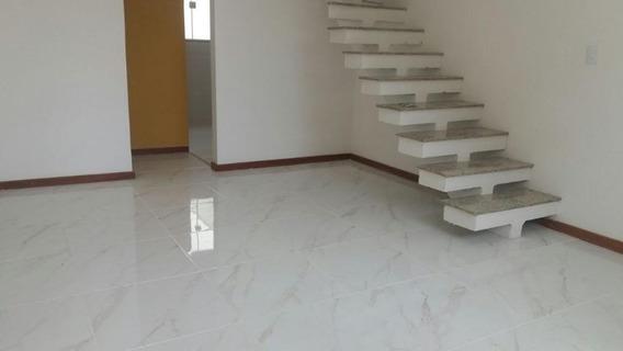 Casa Em Tribobó, São Gonçalo/rj De 65m² 2 Quartos À Venda Por R$ 165.000,00 - Ca266257