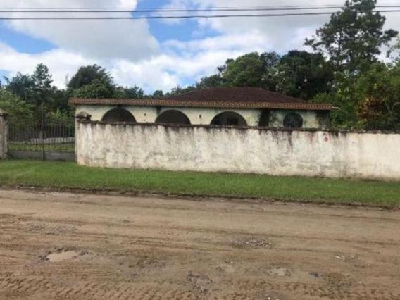 Chácara Perto Da Rodovia Com 4 Dormitórios Em Itanhaém Sp