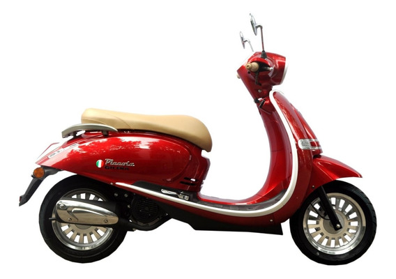 Scooter Gilera Piccola 150 Sii Sg150 0km 2020 Financiacion