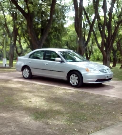 Honda Civic 1.7 Lx 2001