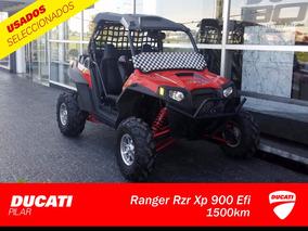 Cuatriciclo Polaris Ranger 900 Rzr Xp 4x4 Como 0km