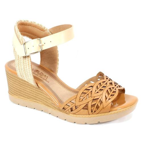 cdd6977252 Sandalias Anabela Ramarim Feminino - Sapatos no Mercado Livre Brasil