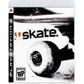 Skate Semi-novo Ps3