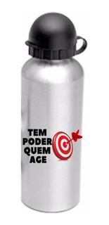 30 Squeeze De Alumínio 500ml Personalizado