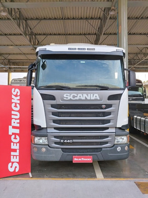 Scania R440 6x4 2014 Canelinha Opticruise Selectrucks