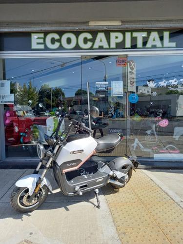 Sunra Mikuu Max 800w Litio Moto Electrica 0km Cuotas/visa M