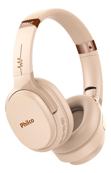 Headphone Bluetooth Philco Pfo01btg Wave Bivolt
