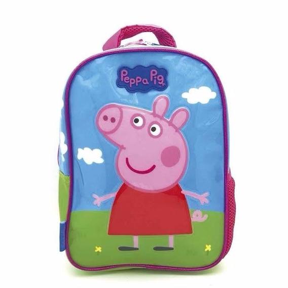 Mochila Peppa Pig 12 Pulgadas (pp433)