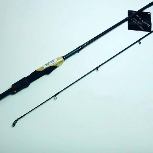 Caña Colony Pro Fishing Black Ligth 2.10mt