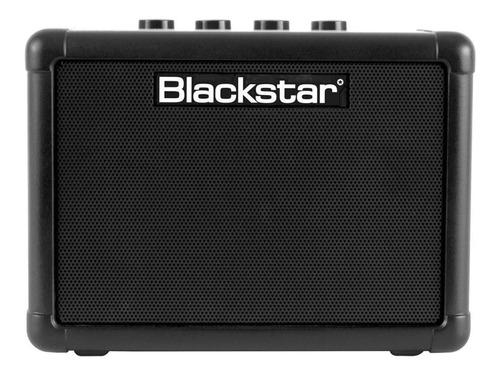 Imagen 1 de 7 de Amplificador Blackstar Fly Series Fly 3 3w Negro Cuotas