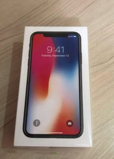 iPhone X 256 Gb Preto