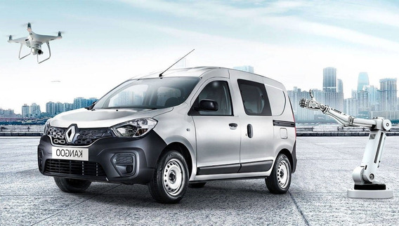 Renault Kangoo Ii Express Confort 5a 1.6 Sce (mb)