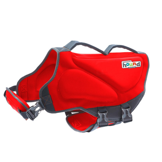 Dog Life Jacket Dawson Buoyant And Insulated Life Jacket For