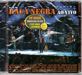 Cd Raça Negra Ao Vivo 2005 - Original Novo Lacrado!!