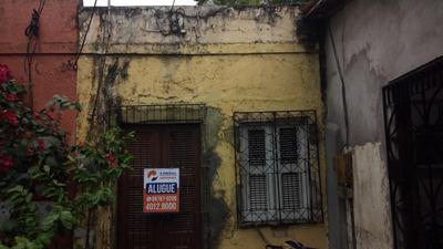 Casa Vila Ernestina, Quarto, Sala, Banheiro, Área De Serviço