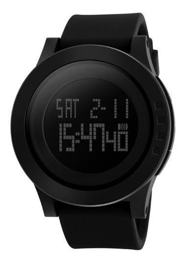 Relógio Skmei Masculino Digital Original 1142 Preto