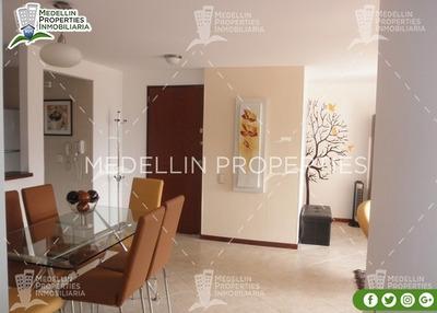Arrendamientos De Apartamentos Baratos En Medellín Cód: 4225
